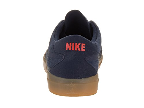 Nike SB Bruin Hyperfeel Obsidian/Obsidian Gum Light Brown Max Orange 11uk
