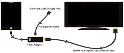 Micro USB a HDMI TV out HDTV MHL Cable Adaptador para teléfonos Tablet Cargador rápido: Amazon.es: Electrónica