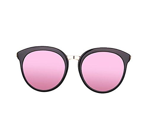 UVB Moda UVA Protección Gafas Mujer de sol Color Esenciales Pink De Polarizadas BSNOWF De Gafas Viaje Luz 4PqfSw
