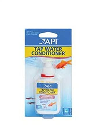 API Tap Water Conditioner, 1.25-Ounce by API - Api Tap Water Conditioner