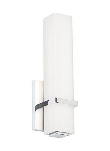 White Tech Lighting (Tech Lighting 700BCMLN13WC-LED930 Milan 13 - 12.2