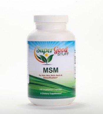 Super Good Stuff USA - Msm (200 Capsules)