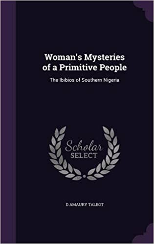 womans mysteries of a primitive people the ibibios of southern nigeria