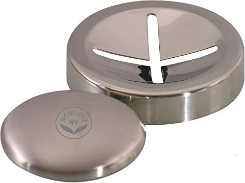 Stainless Steel Odor Remover - NewlineNY Stainless Steel Smell Remover Soap with Stand