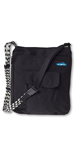 KAVU Sidewinder Bag, Black, One Size