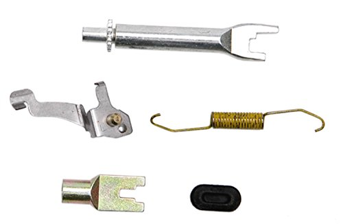 ACDelco 18K1313 Professional Rear Drum Brake Adjuster Kit with Spring, Adjuster, Lever, and Cap ()