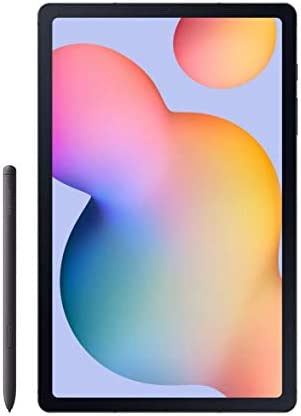 "Samsung Galaxy Tab S6 Lite 10.4"", 64GB WiFi Tablet - SM-P610 - S Pen Included (International Model) (Oxford Gray)"