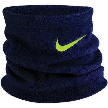 Nike Fleece Neck Warmer Navy/Volt OSFM