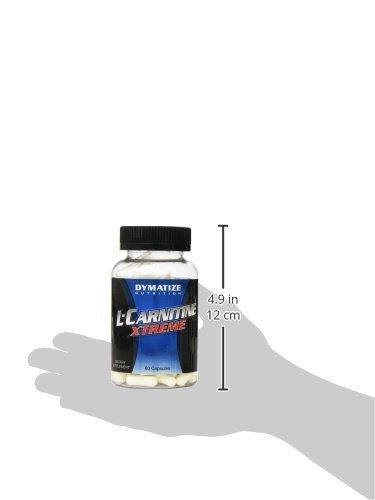 Dymatize L Carnitine Xtreme 500 mg 60 Capsules (1)