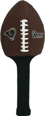 (NFL Football Golf Headcover: St Louis Rams)