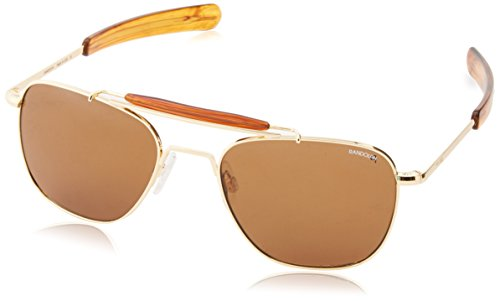 Randolph Aviator II Square Polarized Sunglasses 58 - Sunglasses 2014 Men