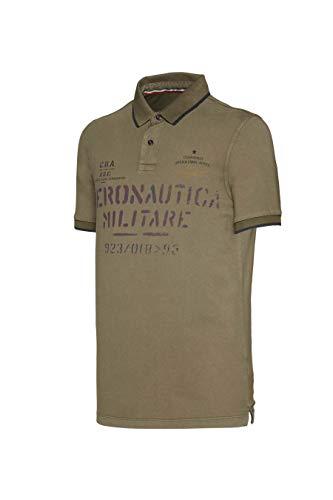 Aeronautica Militare Polo Shirt Homme PO1348 Military, Jersey, Tshirt, Blouson, Sweat, Pantalon 3