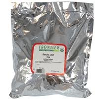 Frontier Herb Tea Lse Bancha Leaf, 16 oz (Tea Green Bancha)