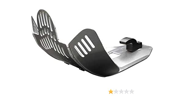 Amazon.com: 94-01 HONDA CR500: DeVol Skid Plate (SILVER): Automotive