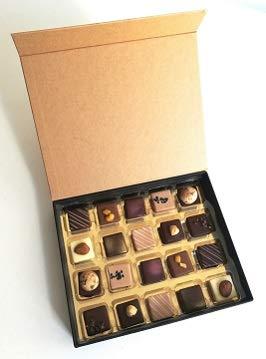 Surtido Bombones de Chocolate artesanos exquisitos, con ...