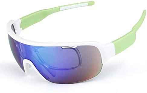 偏光サングラススポーツグラスサイクリンググラス5本の交換レンズ付き偏光サングラスサイクリングレース中に自転車用ゴーグルを駆動するために使用されます。