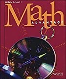 Math Advantage, Harcourt School Publishers Staff, 0153106972