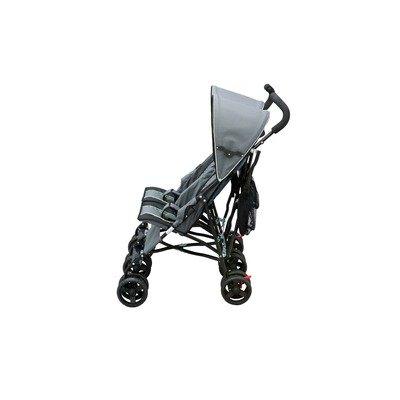 Delta LX Side by Side Tandem Umbrella Stroller, Lime Green, Baby & Kids Zone