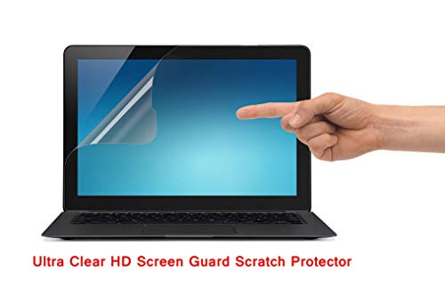 Saco Screen Protector for HP Pavilion 15 AB029TX 15.6 inch Laptop Screen Guard