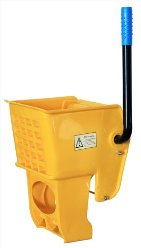 New Star 54439 Replacement Winger, Only for 36-Quart Mop Bucket, Yellow Press Wring Bucket