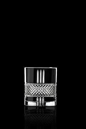 Juego de 6 vasos de la colección Brillante de RCR de 337ml. Modelo: 26720020006