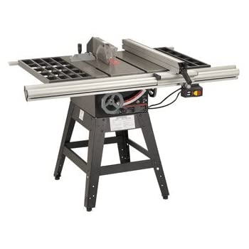 Central Machinery 10 Quot Professional Table Saw Power Table