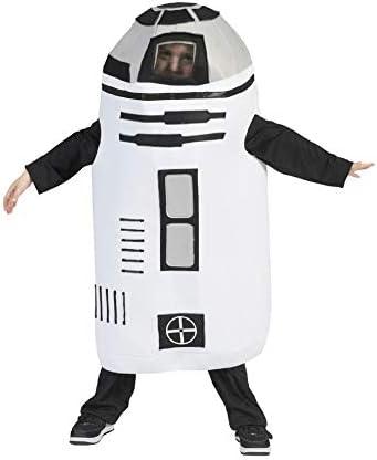 Generique - Disfraz de Robot Blanco niño: Amazon.es: Juguetes y juegos