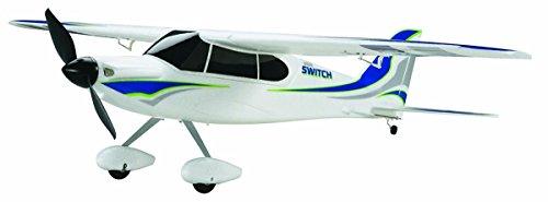Hobbico Switch (Flyzone Mini Switch 2-in-1 Sport EP RTF RC Airplane)