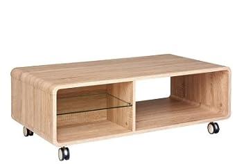 Royaume-Uni disponibilité e7b55 ae202 Table basse HELGA Chêne sonoma: Amazon.fr: Cuisine & Maison