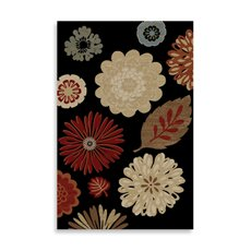 Concord Global Trading Concord Global Jewel Autumn Area Rug - 2'7