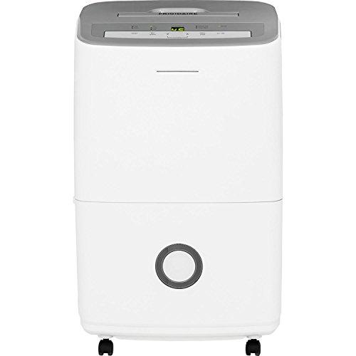 Frigidaire FFAD5033R1 50 Pint Capacity Dehumidifier with Effortless Humidity Control (Certified Refurbished)