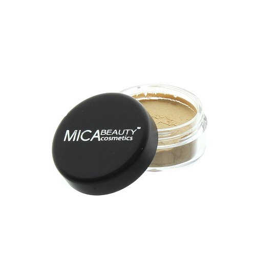 MicaBeauty Mineral Eye Shadow No. 49, Sunshine, 2.5 Gram
