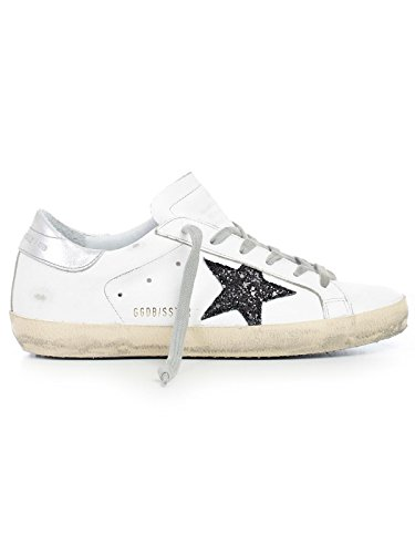 Golden Goose Sneakers Donna G32WS590G65 Pelle Bianco