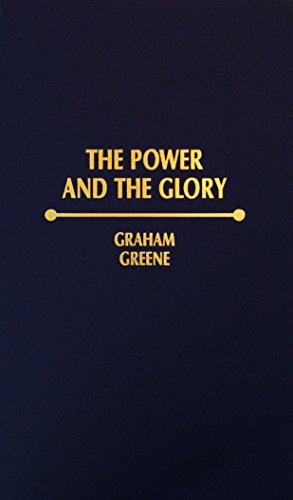 book cover of The Power and the Glory