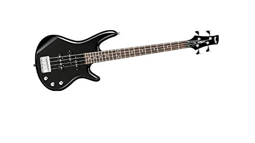 Ibanez GSRM20BK GSR Series Electric Bass, Black Finish by Ibanez