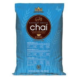 David Rio Elephant Vanilla Chai, 4lb. Bag