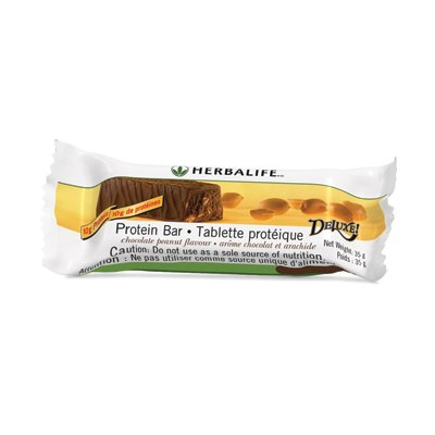 Herbalife Protein Bar Deluxe - Vanilla Almond 14 Ct. -
