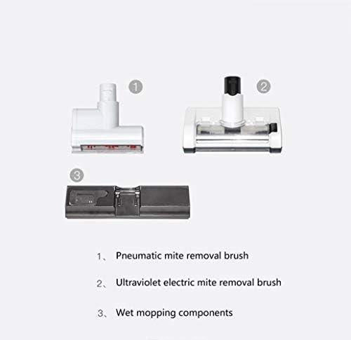 Jambala Aspirateur sans Fil Aspirateur de Voiture Rechargeable pour Voiture Portable Vertical Balai Portable 2 et 1