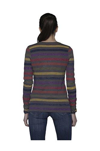 Camisa Con Un Poco De Marcel Alexinalin 251 Multicolor Multicolor