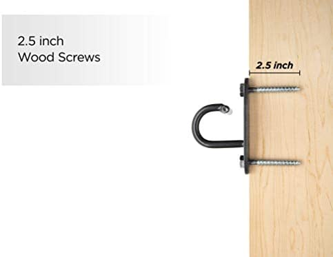 Anchor Gym Set of 3 Mini H1 Workout Wall Mount Anchors. Designed