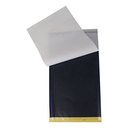 50 Sheets A4 Tattoo THERMAL CARBON Stencil Kit Transfer Tracing Paper Ink SogYupk