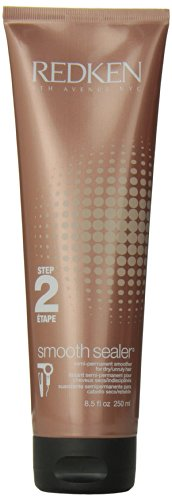 Redken Smooth Sealer Semi-Permanent Smoother Step 2 for Unisex, 8.5 Ounce (Hair Dye Sealer)
