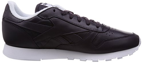 Reebok, Classic Leather Spirit, Damensportschuhe, aubergine