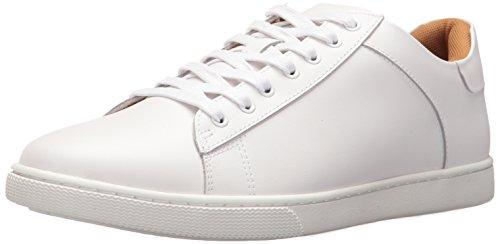 Steve Madden Heren Ringwald Fashion Sneaker Wit