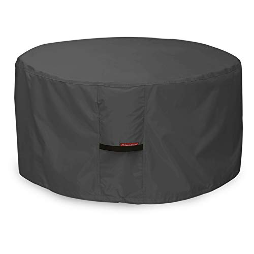 Porch Shield Heavy Duty 600D Waterproof Patio Fire Pit/Table/Bowl Cover