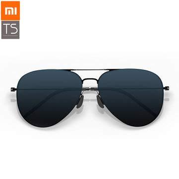 TS Glasses Nylon Polarized Stainless Sun Lenses 100% UV Isolation Impact Resistance - Sunglasses & Sports Glasses Polarized Sunglasses - (Blue) ()