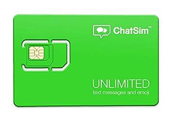 Tarjeta SIM Internacional para chatear sin límites en ...