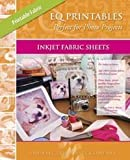 Arts & Crafts : EQ Printables Inkjet Fabric Sheets