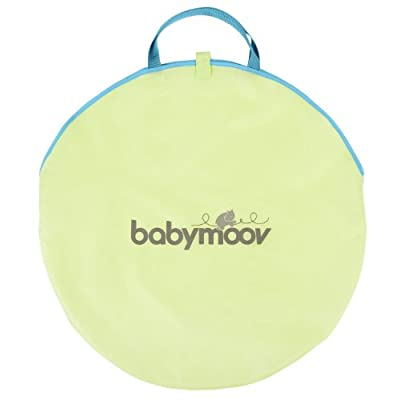 Babymoov Anti-UV Tent - Pop-Up Sun Shelter for Infants and Toddlers With Ultra Light Carry Bag for Outdoors & Beach : Baby
