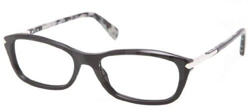 Prada PR04PV Eyeglass Frames 1AB1O1-54 - - 2014 Mens Prada Eyeglasses